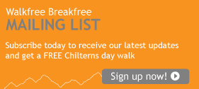 Why not subscribe to our mailing list to find out whats going on plus geta free chiltern day walk - click here to sign up now!